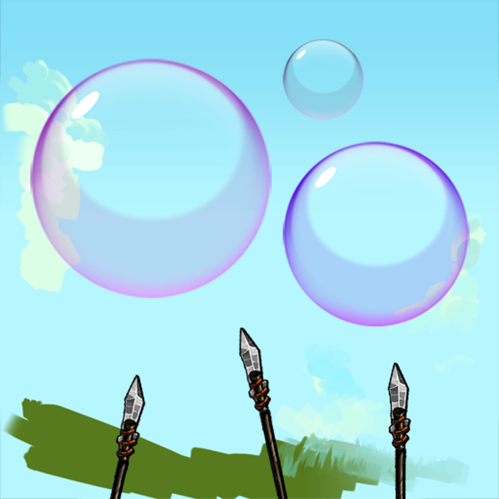 Call of spear – Bubble storm – Venting ball